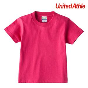 5.6オンス ハイクオリティTシャツ<100~160cm>