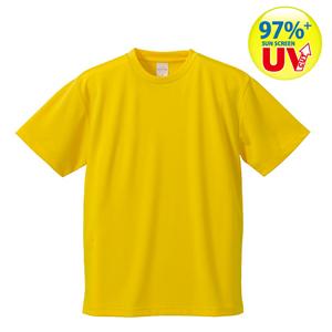 4.1オンス ドライTシャツ<アダルト>