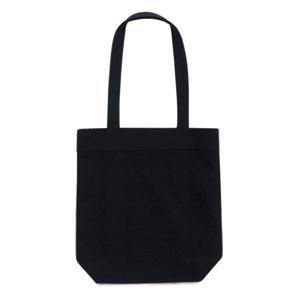 キャンバストートバッグ(黒)