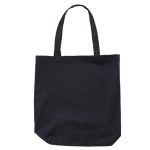 ライトキャンバスバッグ(黒)