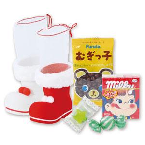 Xmasお菓子ブーツ(M)