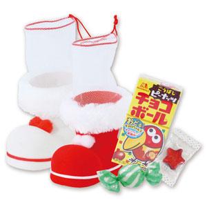 Xmasお菓子ブーツ(S)