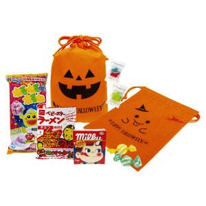 ハロウィンお菓子巾着 OK-70