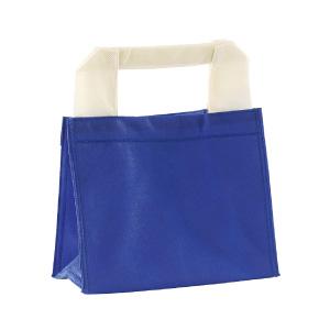 コレット 保冷温ランチバッグ ブルー