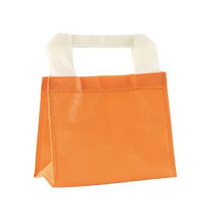 コレット 保冷温ランチバッグ オレンジ