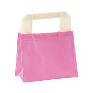 コレット 保冷温ランチバッグ ピンク