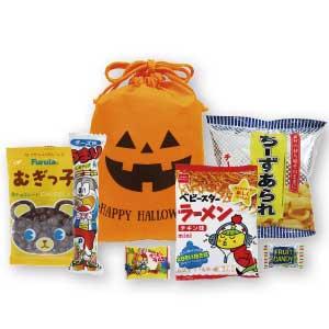 ハロウィンお菓子巾着OK-50