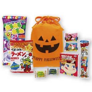 ハロウィンお菓子巾着OK-70