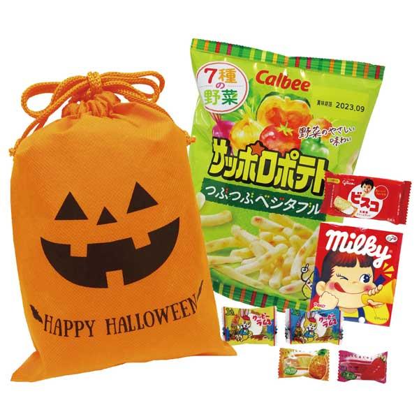 ハロウィンお菓子巾着 OK50R