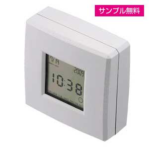 4ファンクションクロック(ミニ)(白)