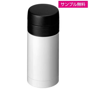 ステンレスサーモボトル(250ml)(白)