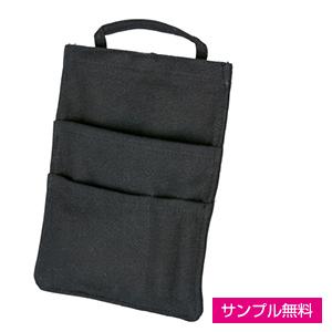 バッグインバッグ(ウォールポケットタイプ)(黒)