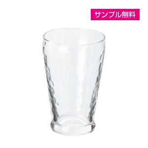 炭酸水グラス(中)(245ml)(クリア)