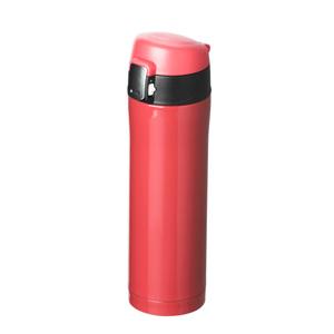 ワンタッチスリムボトル(450ml)(赤)