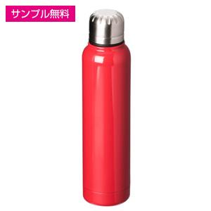 ステンレススリムボトル(350ml)(赤)