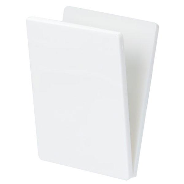 タテ型クリップ(白)