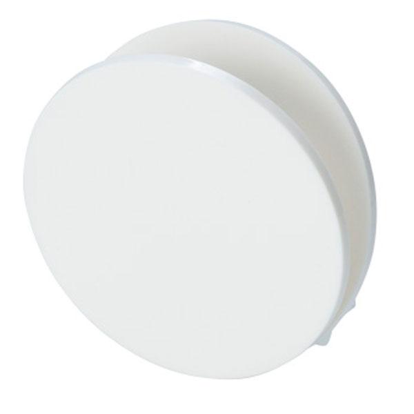 丸型クリップ(大)(白)
