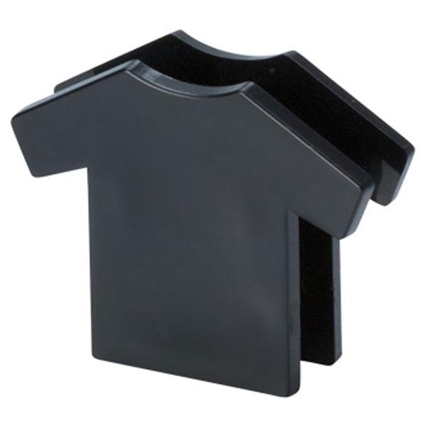 Tシャツ型クリップ(黒)