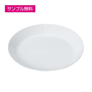 フルカラー対応R-PET丸皿L