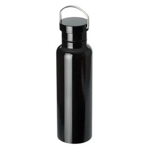 ステンレスダブルウォールボトル(500ml)(黒)