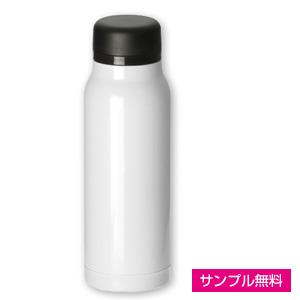 ステンレスボトル(420ml)(白)