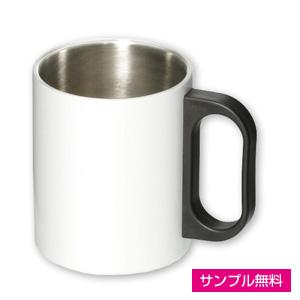 ステンレスマグ(300ml)(白)