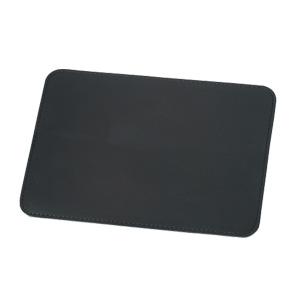 本革マウスパッド(黒)