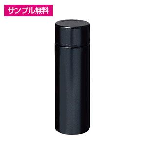 ステンレスミニボトル(130ml)(黒)