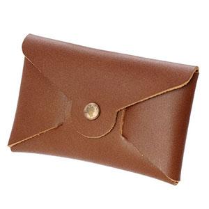 本革名刺&カードケース(ブラウン)
