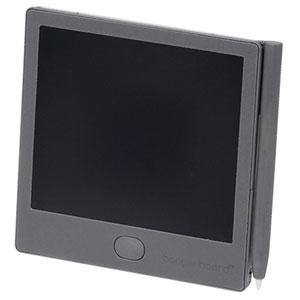 電子メモパッド「ブギーボード」mini(黒)