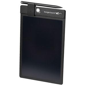 電子メモパッド「ブギーボード」(黒)