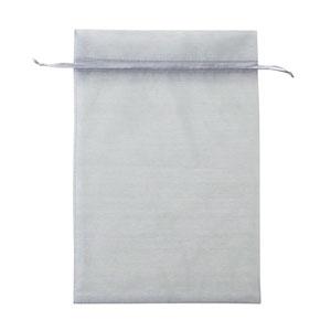 オーガンジー巾着(シルバー)