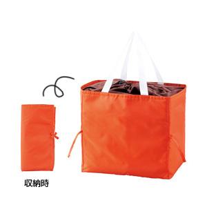 セルトナ・コンパクトショッピングクールバッグ(オレンジ)