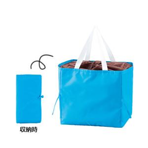 セルトナ・コンパクトショッピングクールバッグ(ブルー)