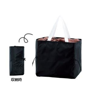 セルトナ・コンパクトショッピングクールバッグ(ブラック)