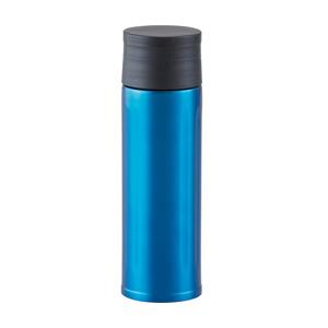 セルトナ・ステンレス真空ボトル(氷ストッパー付き)(ブルー)