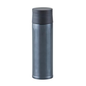 セルトナ・ステンレス真空ボトル(氷ストッパー付き)(ブラック)