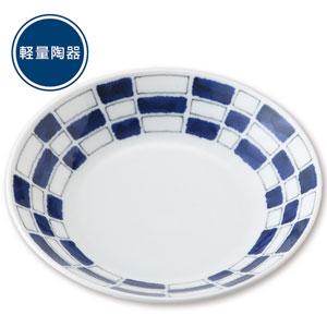 藍いち盛皿 1P