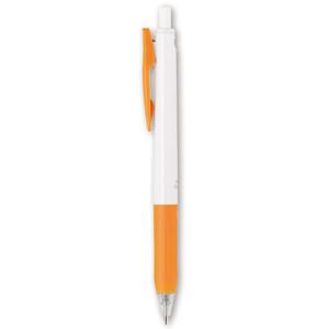 ゼブラ サラサクリップ ボールペン(オレンジ)