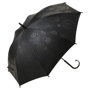 ノワールローズ・晴雨兼用長傘
