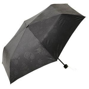 ノワールローズ・晴雨兼用折りたたみ傘