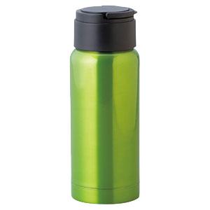 セルトナ・ハンドル付き真空ステンレスボトル(グリーン)