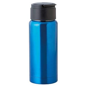 セルトナ・ハンドル付き真空ステンレスボトル(ブルー)