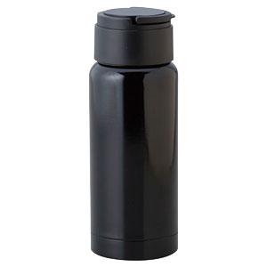 セルトナ・ハンドル付き真空ステンレスボトル(ブラック)