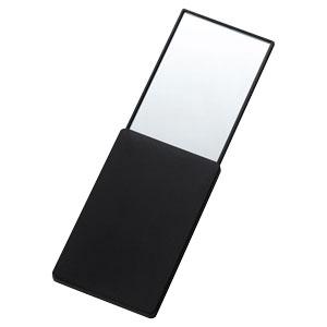 スライドカード型ミラー(ブラック)