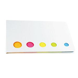 メモ型付箋セット(ホワイト)