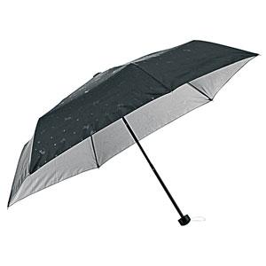 キャットリボン・晴雨兼用折りたたみ傘