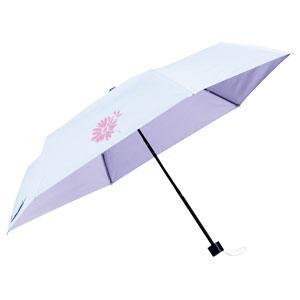 クールUVカット晴雨兼用折りたたみ傘