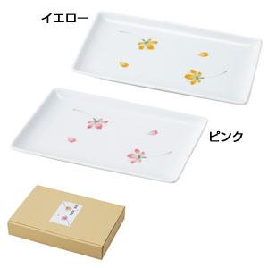彩桜・長角皿1P