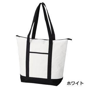 モノクロクラシック 保冷温トートバッグ(ホワイト)